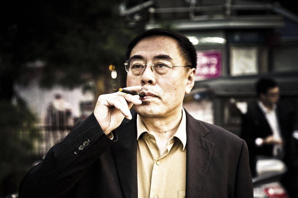 inventeur e cigarette