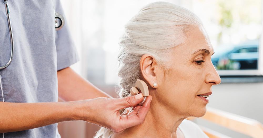 traitement presbyacousie