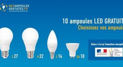 mes ampoules gratuites