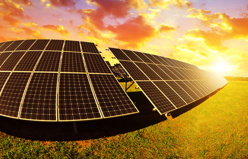 panneaux solaires écologiques